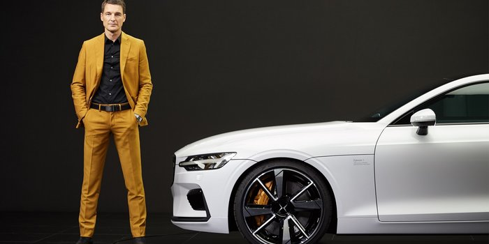 O Τόμας Ίνγκενλατ, Διευθύνων Σύμβουλος της Polestar, ανακοίνωσε και το νέο μοντέλο αγορά και ιδιοκτησίας των μοντέλων