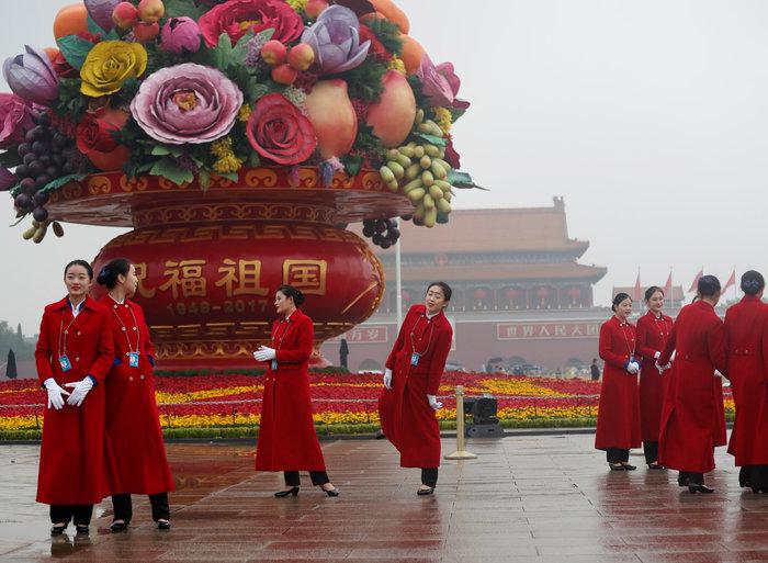 Σι Τζινπίνγκ: Αναγέννηση της Κίνας με εξωστρέφεια και μεταρρυθμίσεις - εικόνα 9