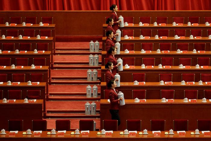 Σι Τζινπίνγκ: Αναγέννηση της Κίνας με εξωστρέφεια και μεταρρυθμίσεις - εικόνα 12