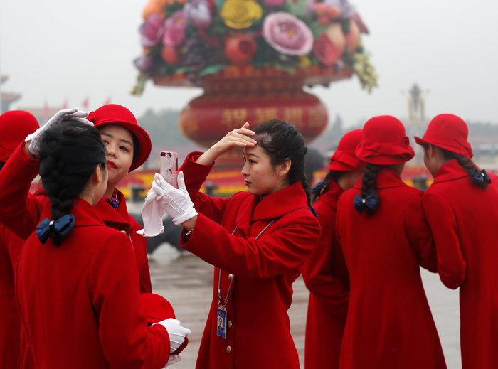 Σι Τζινπίνγκ: Αναγέννηση της Κίνας με εξωστρέφεια και μεταρρυθμίσεις - εικόνα 16