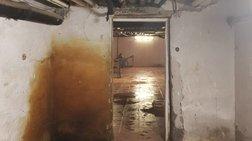 Σοκάρουν οι εικόνες από τα υπόγεια του μαιευτηρίου «Ελενα»  - φωτό -