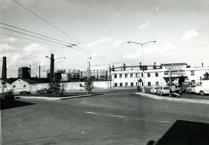Ενα εργοστάσιο «ρίχνει» φως στην Αθήνα 160 χρόνια - εικόνα 4