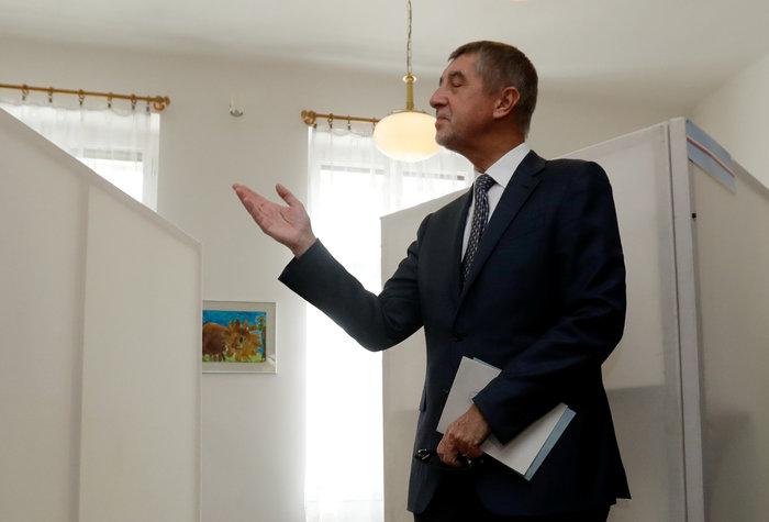 O «Τραμπ της Τσεχίας» φαβορί στις βουλευτικές εκλογές