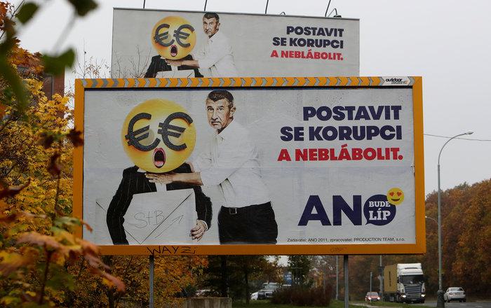 O «Τραμπ της Τσεχίας» φαβορί στις βουλευτικές εκλογές - εικόνα 3