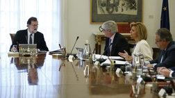 O Ραχόι ενεργοποίησε το άρθρο 155 για άρση της αυτονομίας της Καταλονίας
