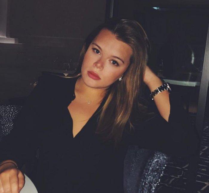 H πανέμορφη μικρή κόρη της Στεφανί του Μονακό & το ελληνικό τατουάζ της - εικόνα 8