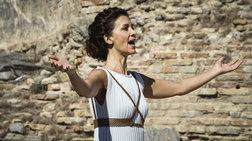 Καρέ καρέ η γενική δοκιμή της Τελετής Αφής στην Αρχαία Ολυμπία