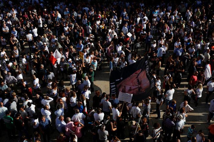 Οργή για τη δολοφονία της δημοσιογράφου των Panama Papers - εικόνα 2