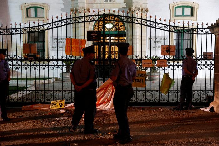 Οργή για τη δολοφονία της δημοσιογράφου των Panama Papers - εικόνα 7