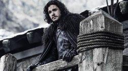 Μυστηριώδης αντίδραση Σνόου για το τέλος του Game of Thrones