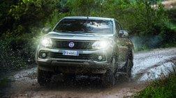 Fiat Fullback Cross: Το PickUp που ήρθε από την… Τοσκάνη