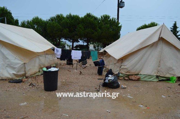 Εικόνες ντροπής στους προσφυγικούς καταυλισμούς του Β. Αιγαίου - εικόνα 4