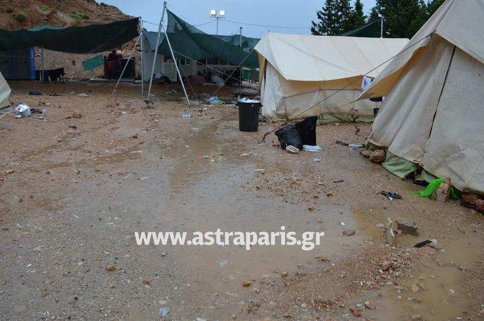 Εικόνες ντροπής στους προσφυγικούς καταυλισμούς του Β. Αιγαίου - εικόνα 5