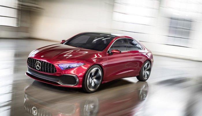 A Concept sedan: Το μέλλον φαντάζει υπέροχο
