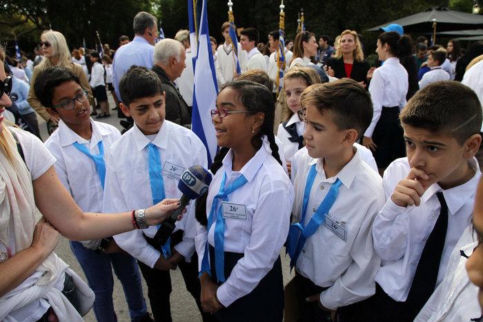 Η μεγάλη παρέλαση για την επέτειο του «ΟΧΙ» σε φωτογραφίες - εικόνα 2