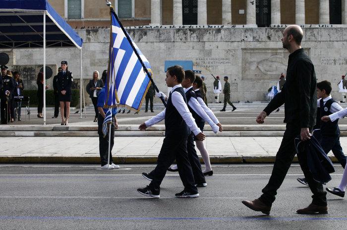 Η μεγάλη παρέλαση για την επέτειο του «ΟΧΙ» σε φωτογραφίες - εικόνα 6