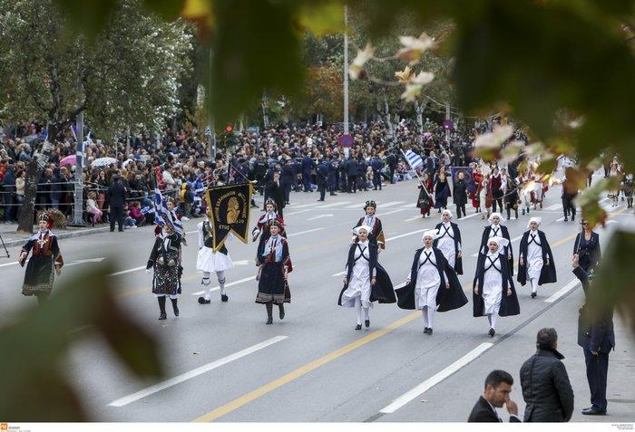 Η μεγάλη παρέλαση για την επέτειο του «ΟΧΙ» σε φωτογραφίες - εικόνα 18