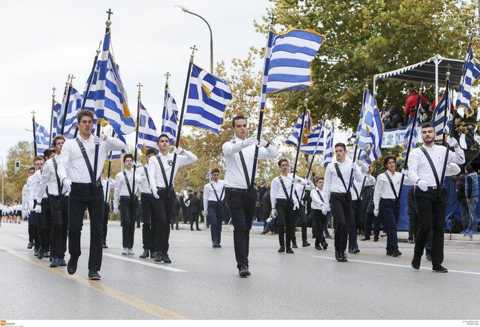 Η μεγάλη παρέλαση για την επέτειο του «ΟΧΙ» σε φωτογραφίες - εικόνα 19