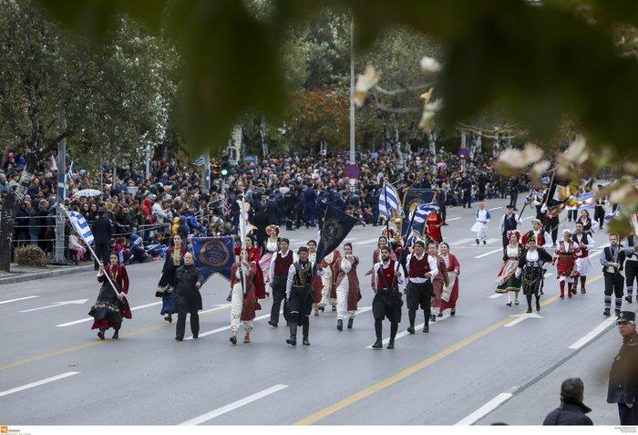 Η μεγάλη παρέλαση για την επέτειο του «ΟΧΙ» σε φωτογραφίες - εικόνα 20