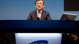 Σάλος με τον πρόεδρο της Samsung και αναλήψεις 4 δισ. δολαρίων