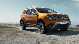 Στην Ελλάδα η παγκόσμια δημοσιογραφική παρουσίαση του νέου Dacia Duster