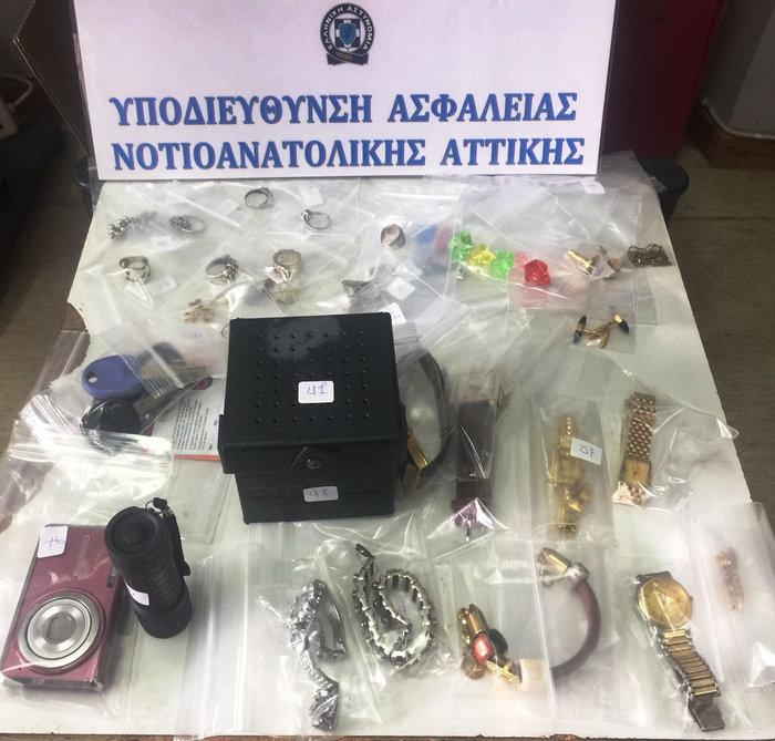 Πάνω από δύο εκατ. ευρώ η λεία των Γεωργιανών με τo σίδερo - εικόνα 5