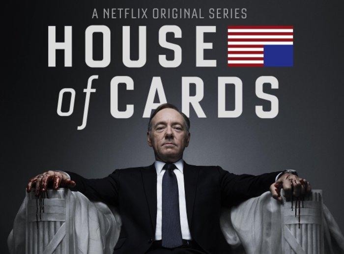 Η Νetflix τελειώνει το House of Cards λόγω Κέβιν Σπέισι