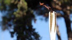 Διακοπή της κυκλοφορίας στο κέντρο λόγω Ολυμπιακής Φλόγας