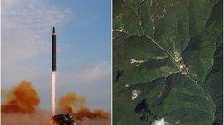 Β.Κορέα: Φήμες για πολύνεκρο δυστύχημα σε πυρηνική εγκατάσταση