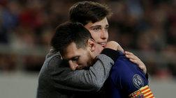 O πιτσιρικάς που μπήκε στο γήπεδο και αγκάλιασε τον Μέσι (ΦΩΤΟ)