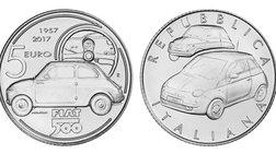 Τώρα μπορείτε να αποκτήσετε ένα ασημένιο Fiat 500 με μόλις 40 ευρώ!