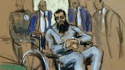 Ανατριχίλα από την κατάθεση του τρομοκράτη του Μανχάταν