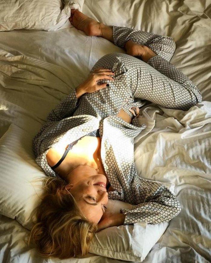 Μοντέλο εσωρούχων η Σμαράγδα Καρύδη - η εντυπωσιακή φωτογράφηση - εικόνα 3