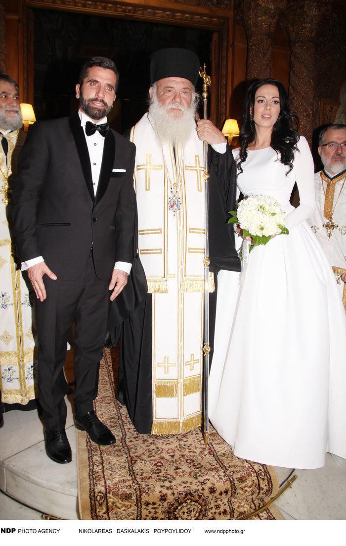 Ο Θανάσης Βισκαδουράκης βάφτισε τον γιο του - Και το όνομα αυτού Ιερώνυμος
