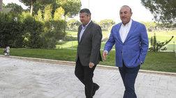 Συνάντηση Γκάμπριελ-Τσαβούσογλου: Να προχωρήσουμε ξανά σε συνομιλίες