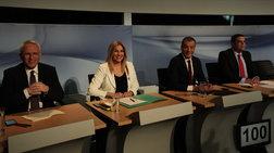 Απόψε το δεύτερο debate για τις εκλογές στην Κεντροαριστερά