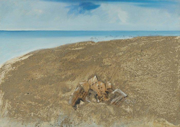 Στην άμμο την ξανθή, 1971 Σπύρος Βασιλείου