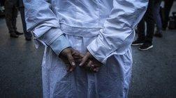 Στάση εργασίας των νοσοκομειακών γιατρών-συγκέντρωση στο υπ. Υγείας