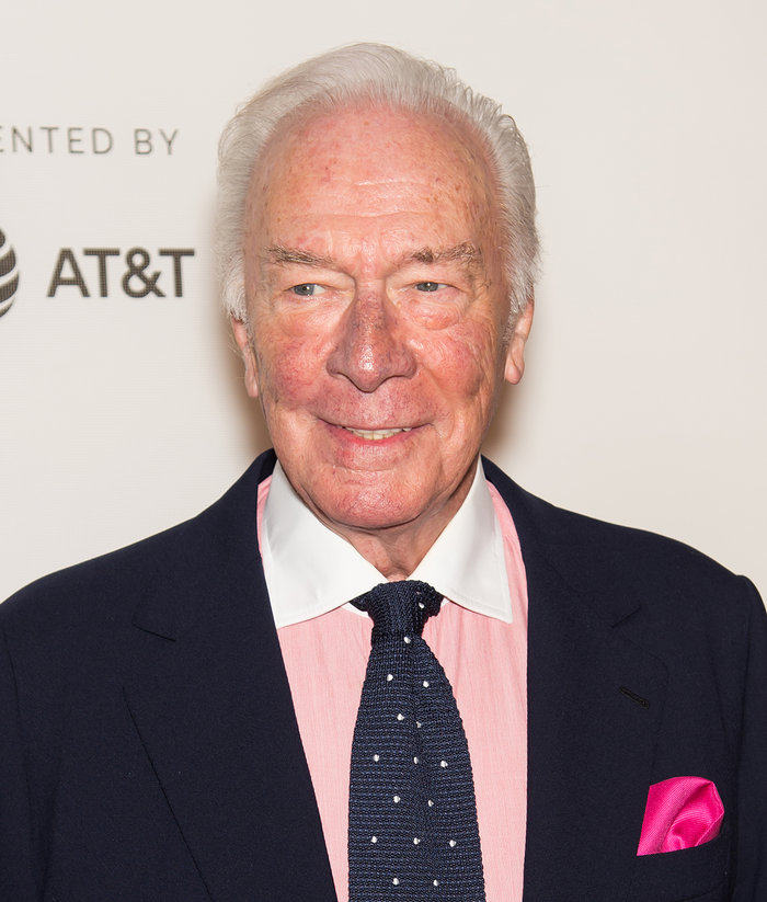 Splash - Christopher Plummer