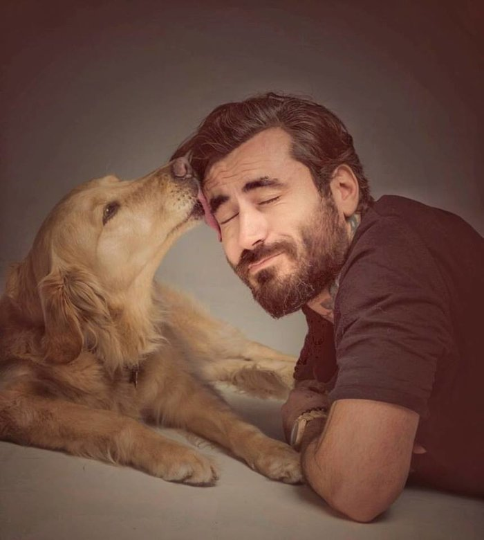 """Συντετριμμένος ο Γιώργος Μαυρίδης: Πέθανε η Μόλυ, η σκυλίτσα του - """"Καλό ταξίδι Πριτζηπέσσα μου"""" - εικόνα 8"""