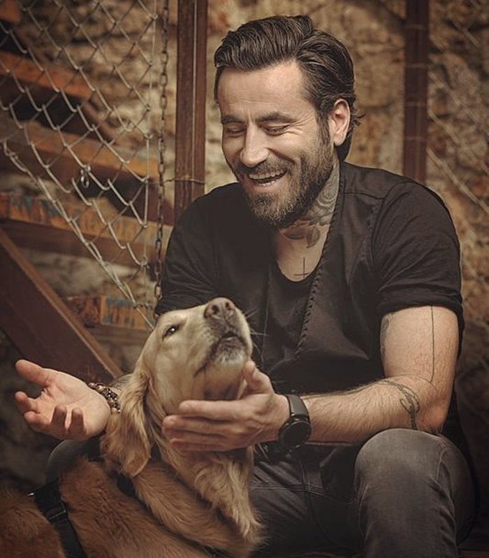 """Συντετριμμένος ο Γιώργος Μαυρίδης: Πέθανε η Μόλυ, η σκυλίτσα του - """"Καλό ταξίδι Πριτζηπέσσα μου"""" - εικόνα 9"""