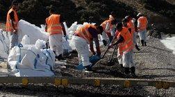 Ξεκινά η διαδικασία αποζημιώσεων από τη ρύπανση του Σαρωνικού