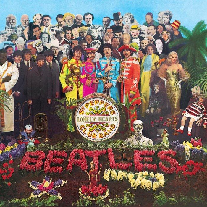 Το ιστορικό εξώφυλλο των Beatles