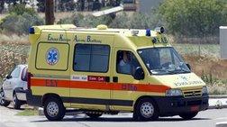 Κρήτη: Έπεσε από μεγάλο ύψος εν ώρα εργασίας