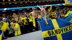 Με γκολ του Γιάκομπ Γιόχανσον η Σουηδία νίκησε 1-0 την Ιταλία