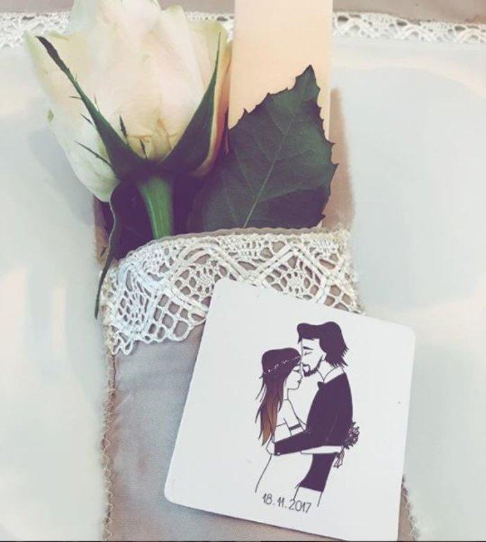 Παντρεύτηκε κρυφά η Αθηνά Οικονομάκου - Δείτε εικόνες - εικόνα 3