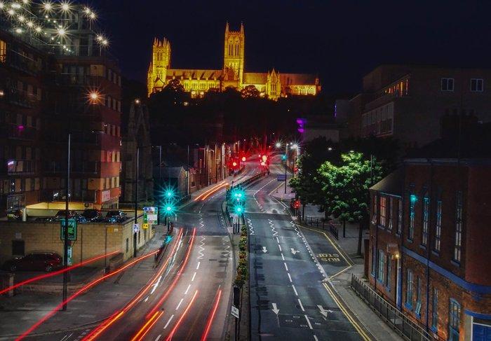 Kyle Wood – Καθεδρικός ναός του Λίνκολν, Αγγλία