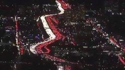 Ποια Αθήνα; Το ασύλληπτο μποτιλιάρισμα στο Λος Άντζελες