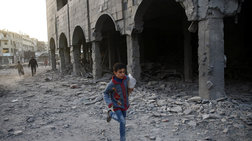 Η μαρτυρική Γκούτα: Οι πύλες της κόλασης είναι στη Συρία