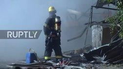 Tέσσερις νεκροί & τραυματίες από έκρηξη στο Τελ Αβίβ